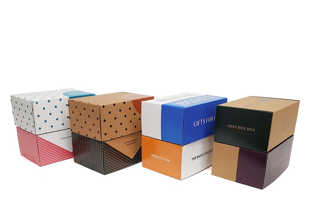 Gift Boxes High Quality Cardboard Boxes The Box Business Nz